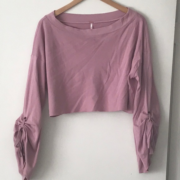 Free People Tops - Free People Rose Pullover